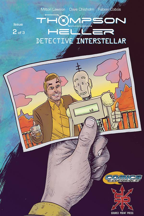 THOMPSON HELLER DETECTIVE INTERSTELLAR