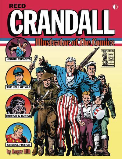 REED CRANDALL ILLUSTRATOR OF COMICS TP