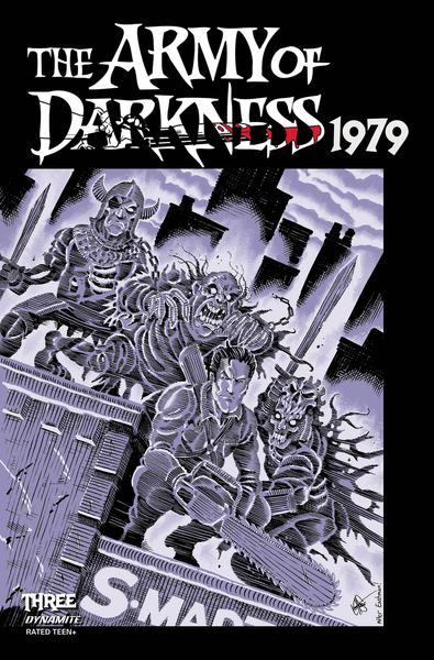 ARMY OF DARKNESS 1979