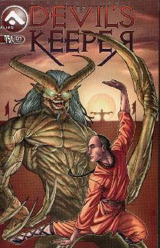 DEVILS KEEPER