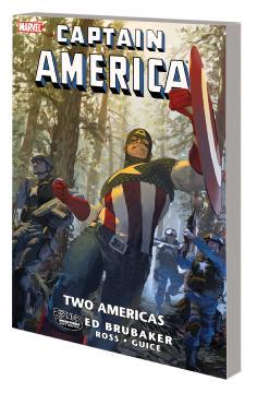 CAPTAIN AMERICA V TP 11 TWO AMERICAS