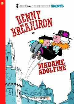 BENNY BREAKIRON HC 02 MADAME ADOLPHINE