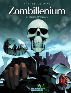 ZOMBILLENIUM HC 02 HUMAN RESOURCES
