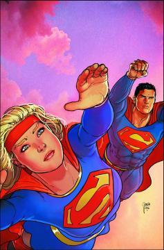 CONVERGENCE ADVENTURES OF SUPERMAN
