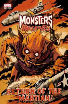 MONSTERS UNLEASHED I (1-5)