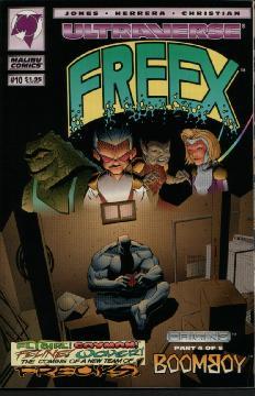 FREEX (1-18)