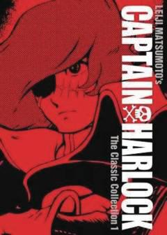 CAPTAIN HARLOCK CLASSIC COLLECTION HC 03