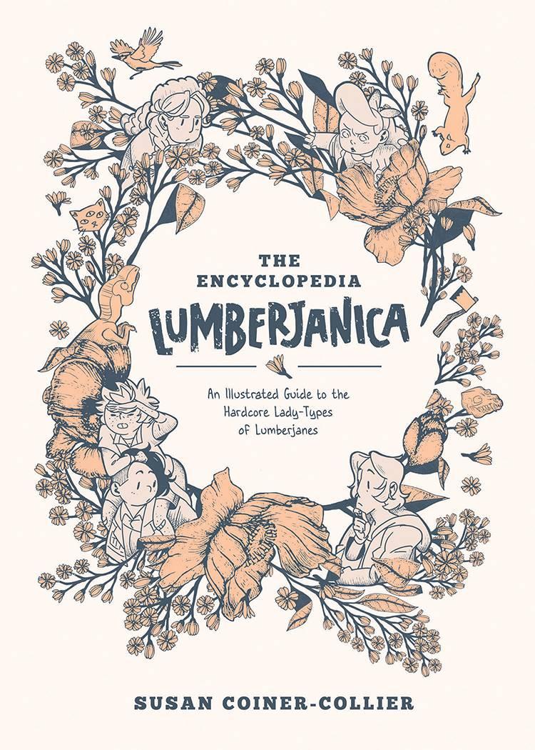 ENCYCLOPEDIA LUMBERJANICA ILLUS GUIDE SC