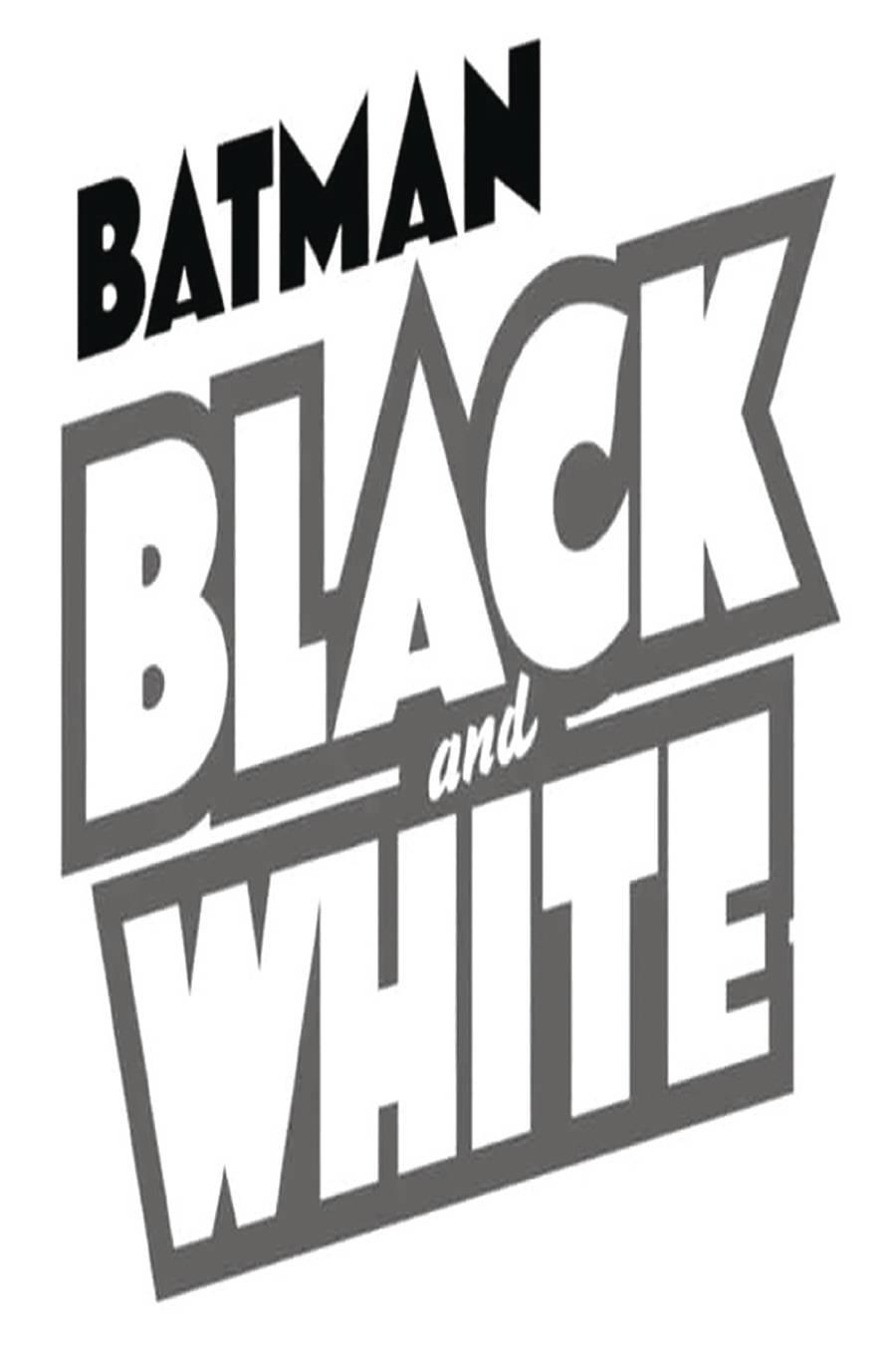 DF BATMAN BLACK & WHITE #1 TYNION SGN
