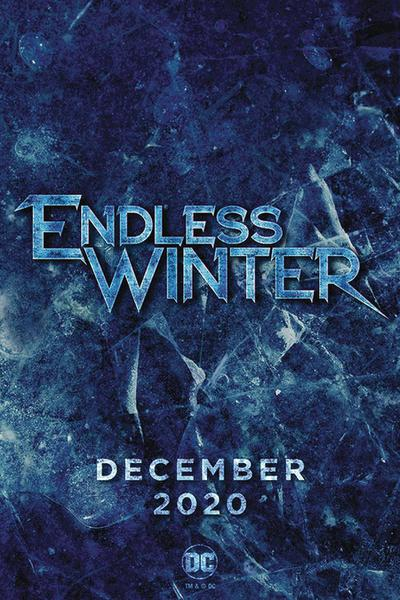 DF JUSTICE LEAGUE ENDLESS WINTER #1 MARZ SGN