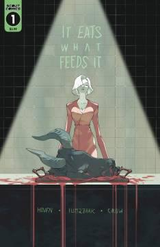 IT EATS WHAT FEEDS IT