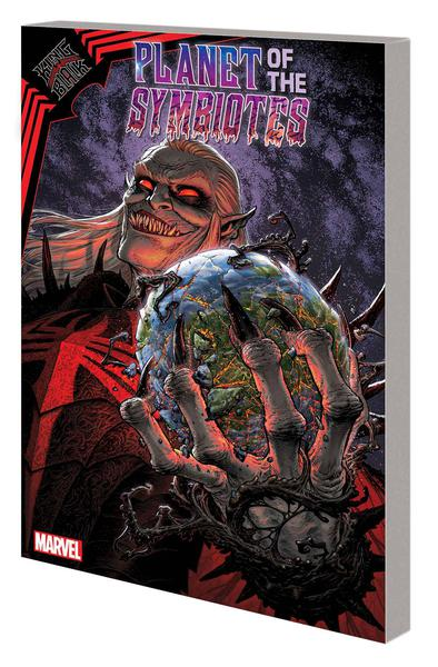 KING IN BLACK PLANET SYMBIOTES TP