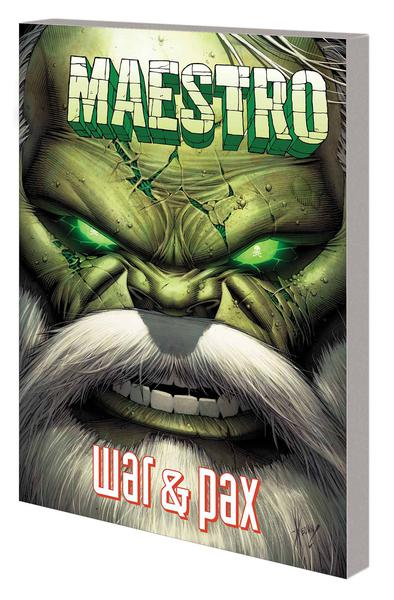 MAESTRO WAR AND PAX TP 01