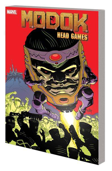 MODOK HEAD GAMES TP 01