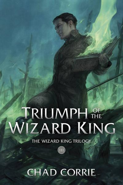 TRIUMPH OF THE WIZARD KING TP BOOK THREE