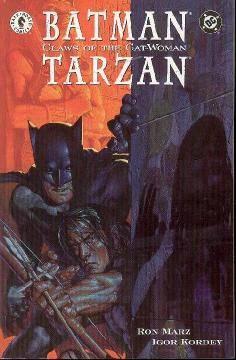 BATMAN TARZAN CLAWS OF THE CATWOMAN TP