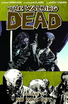 WALKING DEAD TP 14 NO WAY OUT