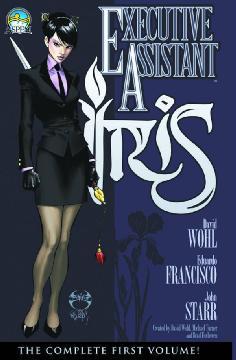 EXECUTIVE ASSISTANT IRIS TP 02