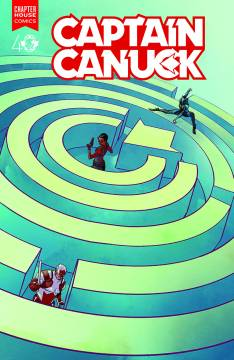 CAPTAIN CANUCK 2015