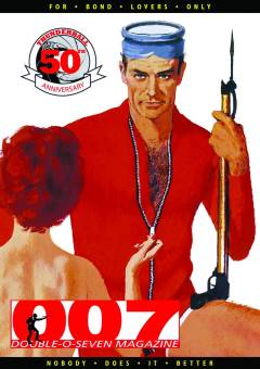 007 MAGAZINE ARCHIVE THUNDERBALL 50TH ANNIV SPECIAL