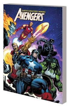 AVENGERS BY JASON AARON TP 02 WORLD TOUR