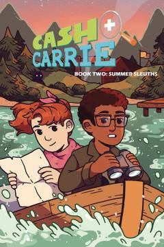 CASH & CARRIE TP 02 SUMMER SLEUTHS