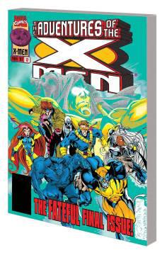 ADVENTURES OF X-MEN GN TP RITES OF PASSAGE