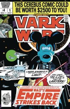 VARK WARS WALT`S EMPIRE STRIKES BACK ONE SHOT