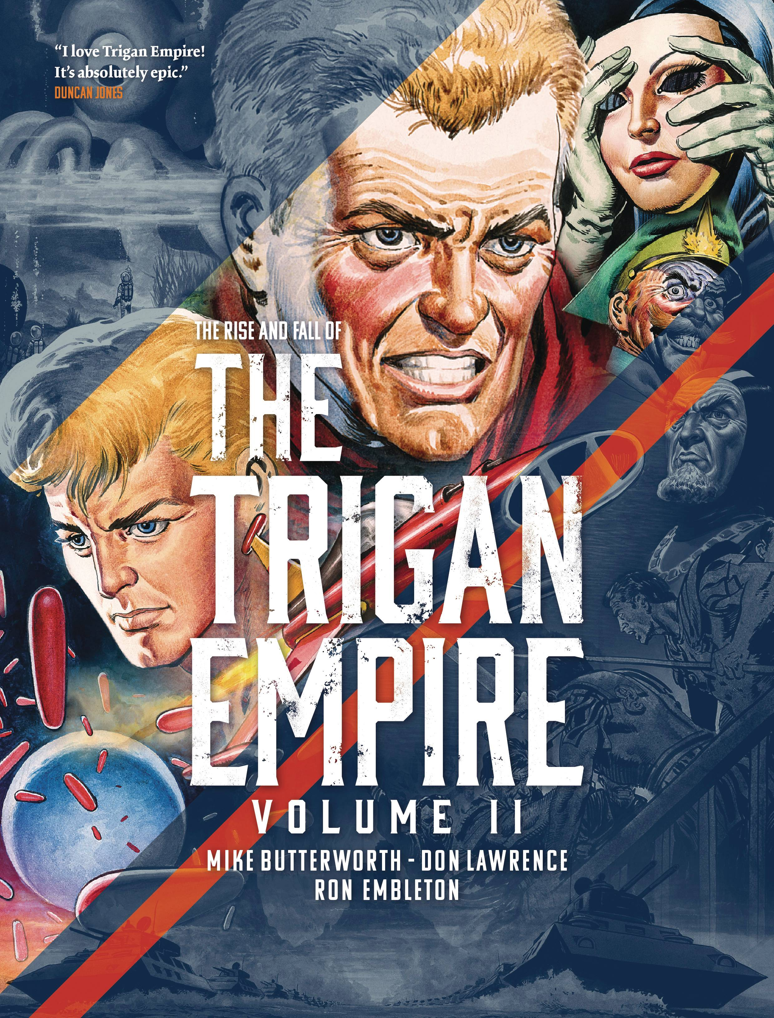 RISE AND FALL OF TRIGAN EMPIRE TP