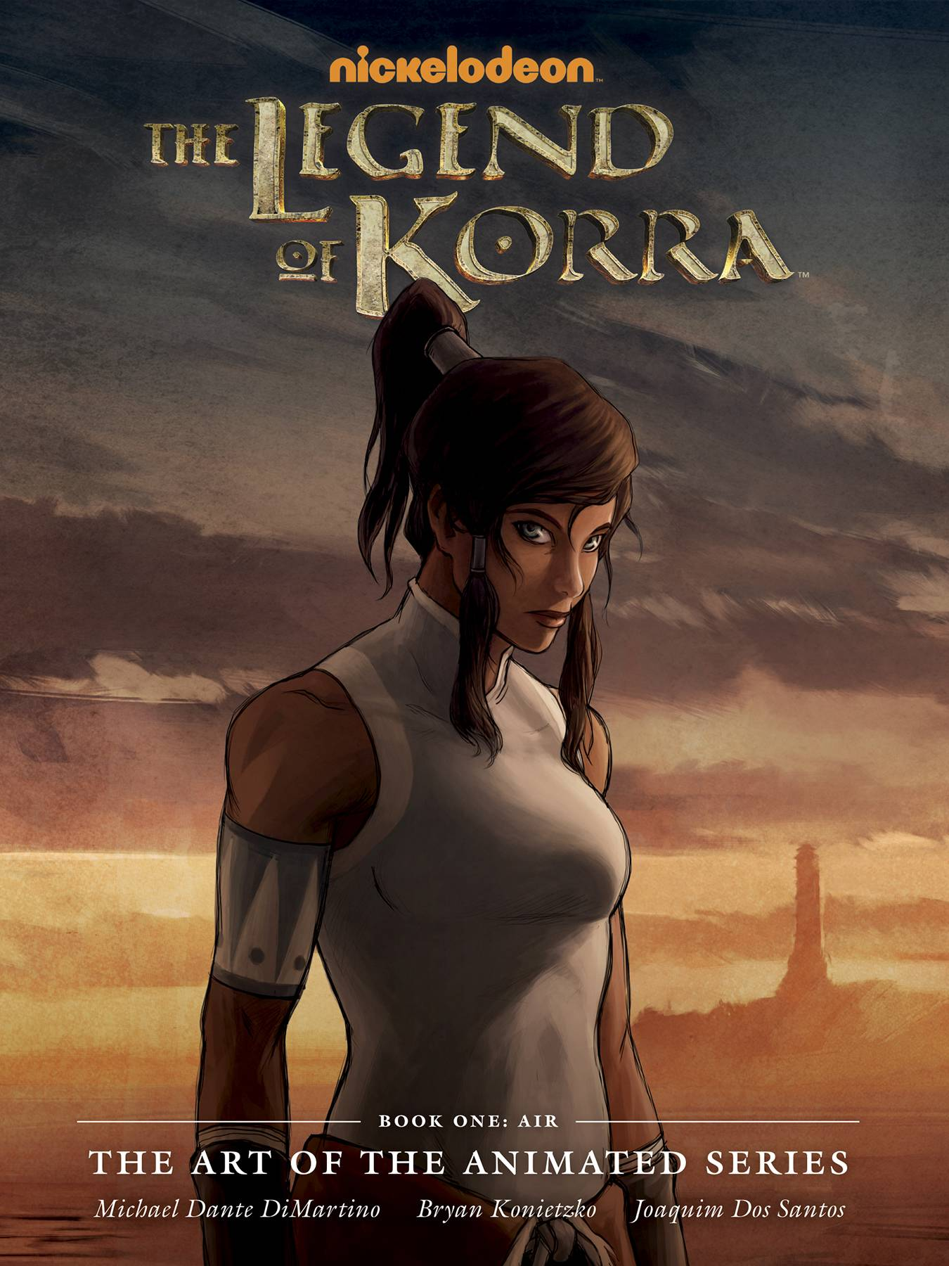 LEGEND KORRA ART ANIMATED AIR HC 2ND ED