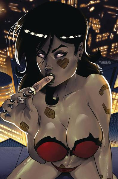 ZOMBIE TRAMP ONGOING