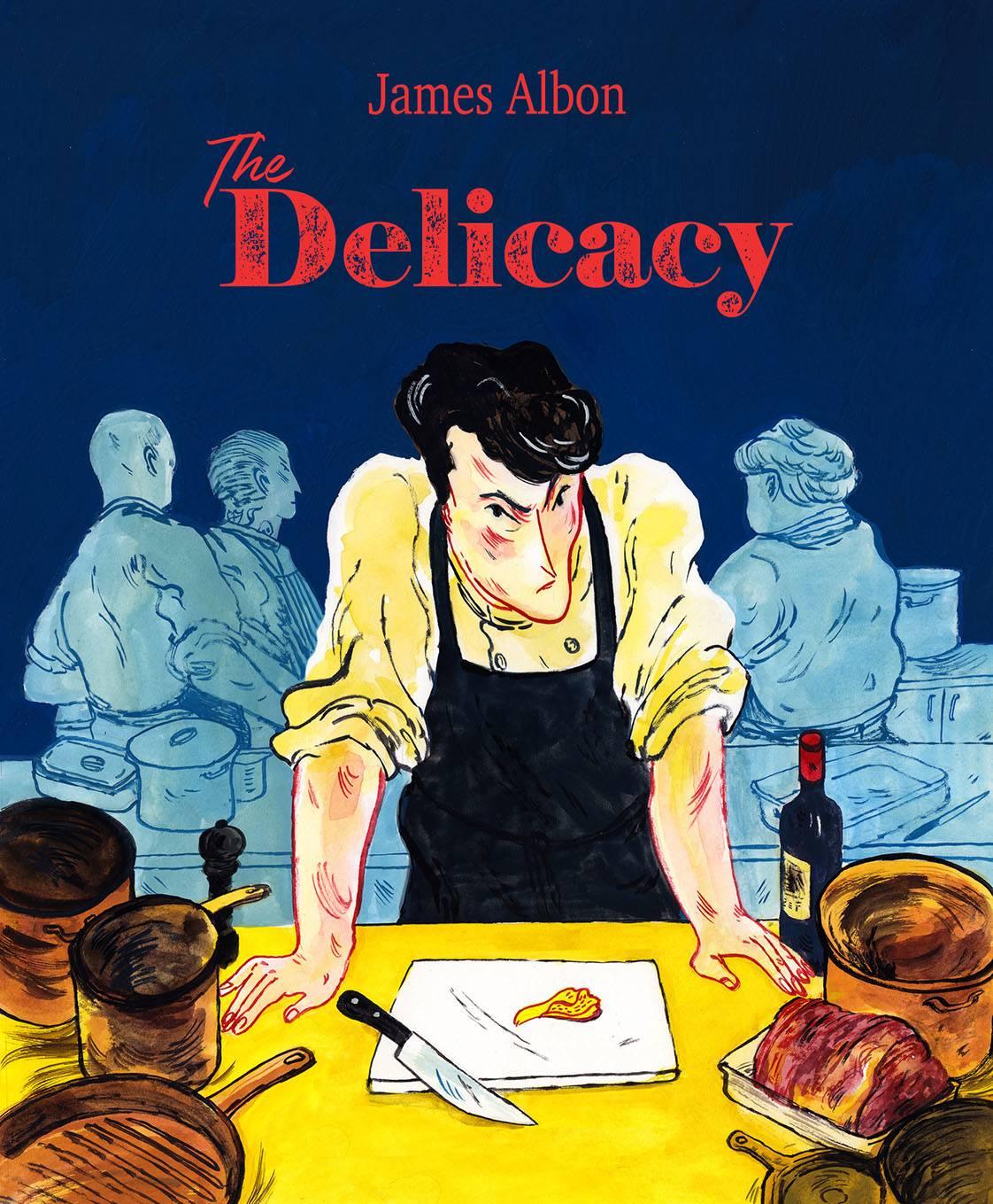 DELICACY TP