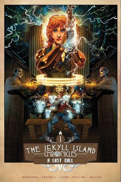 JEKYLL ISLAND CHRONICLES TP 03
