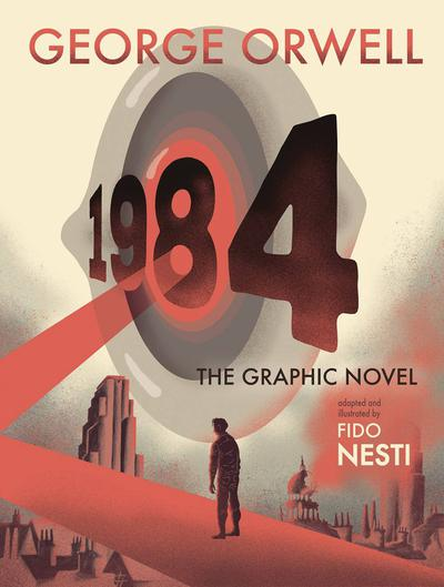 1984 THE GRAPHIC NOVEL HC