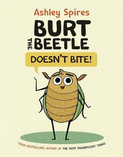 BURT THE BEETLE DOESN`T BITE TP