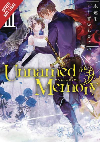 UNNAMED MEMORY LIGHT NOVEL SC 03