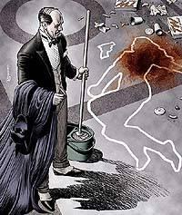 Bruce Wayne Murderer