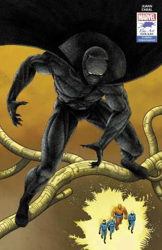 BLACK PANTHER VII (1-25)