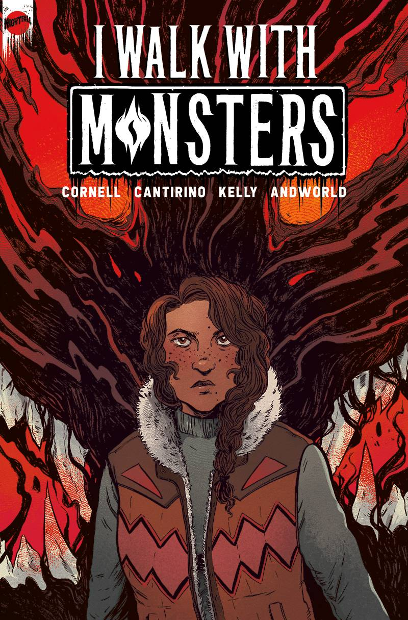 I WALK WITH MONSTERS COMPLETE TP