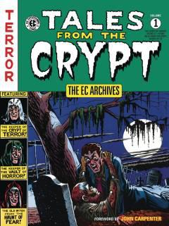 EC ARCHIVES TALES FROM CRYPT TP 01
