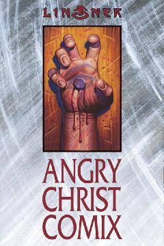 ANGRY CHRIST COMIX TP