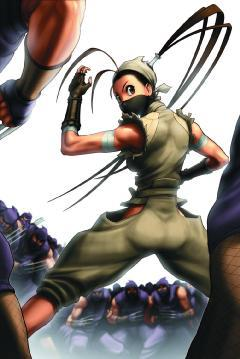 STREET FIGHTER LEGENDS IBUKI