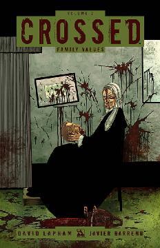 CROSSED HC 02 FAMILY VALUES