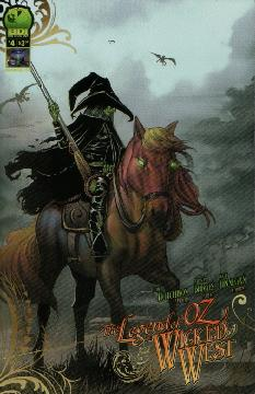 LEGEND OF OZ THE WICKED WEST I (1-6)