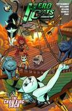 HERO CATS TP 03