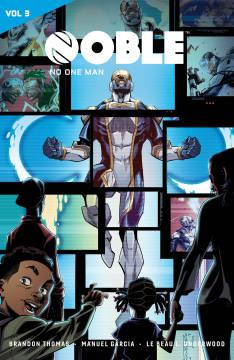 CATALYST PRIME NOBLE TP 03 NO ONE MAN