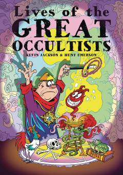 LIVES OF THE GREAT OCCULTISTS TP