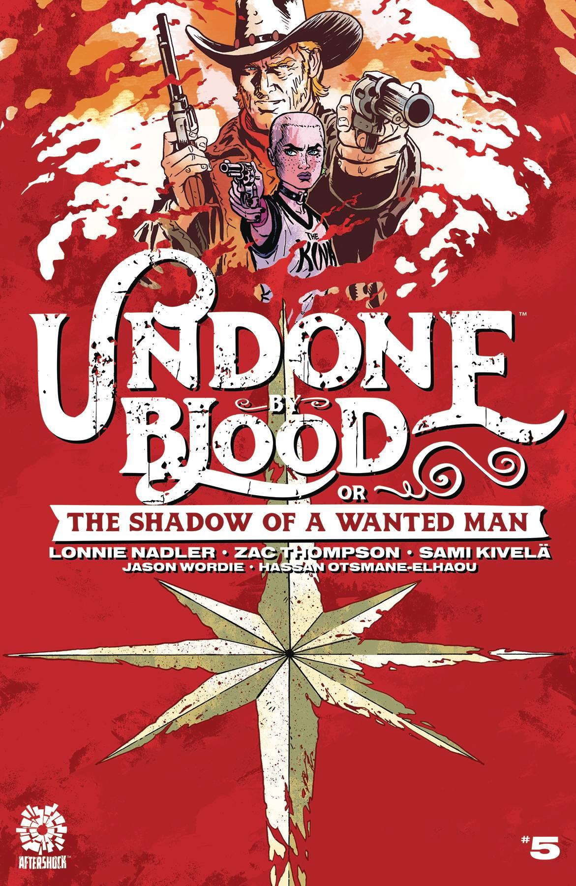 UNDONE BY BLOOD