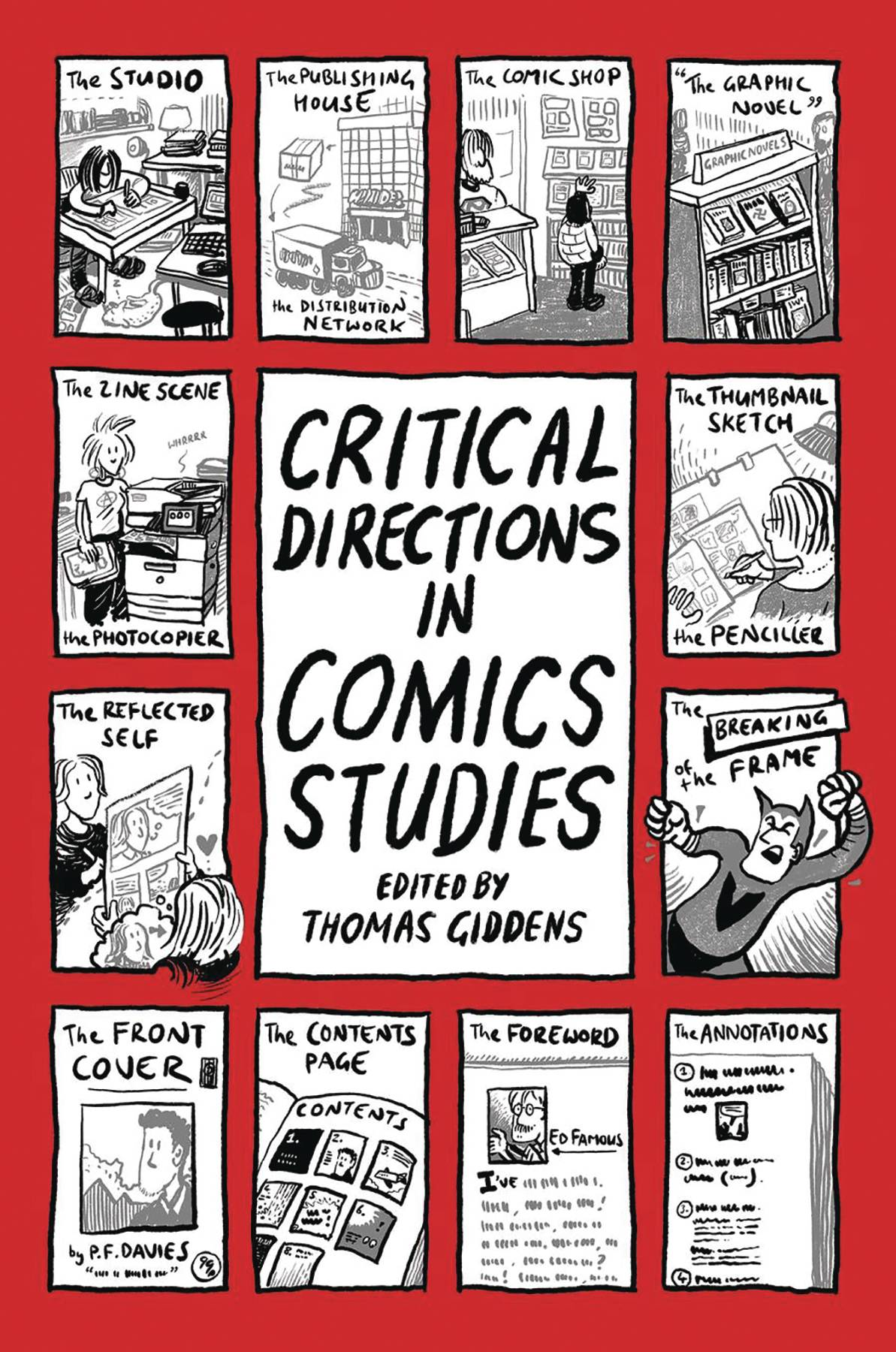 CRITICAL DIRECTIONS IN COMIC STUDIES SC