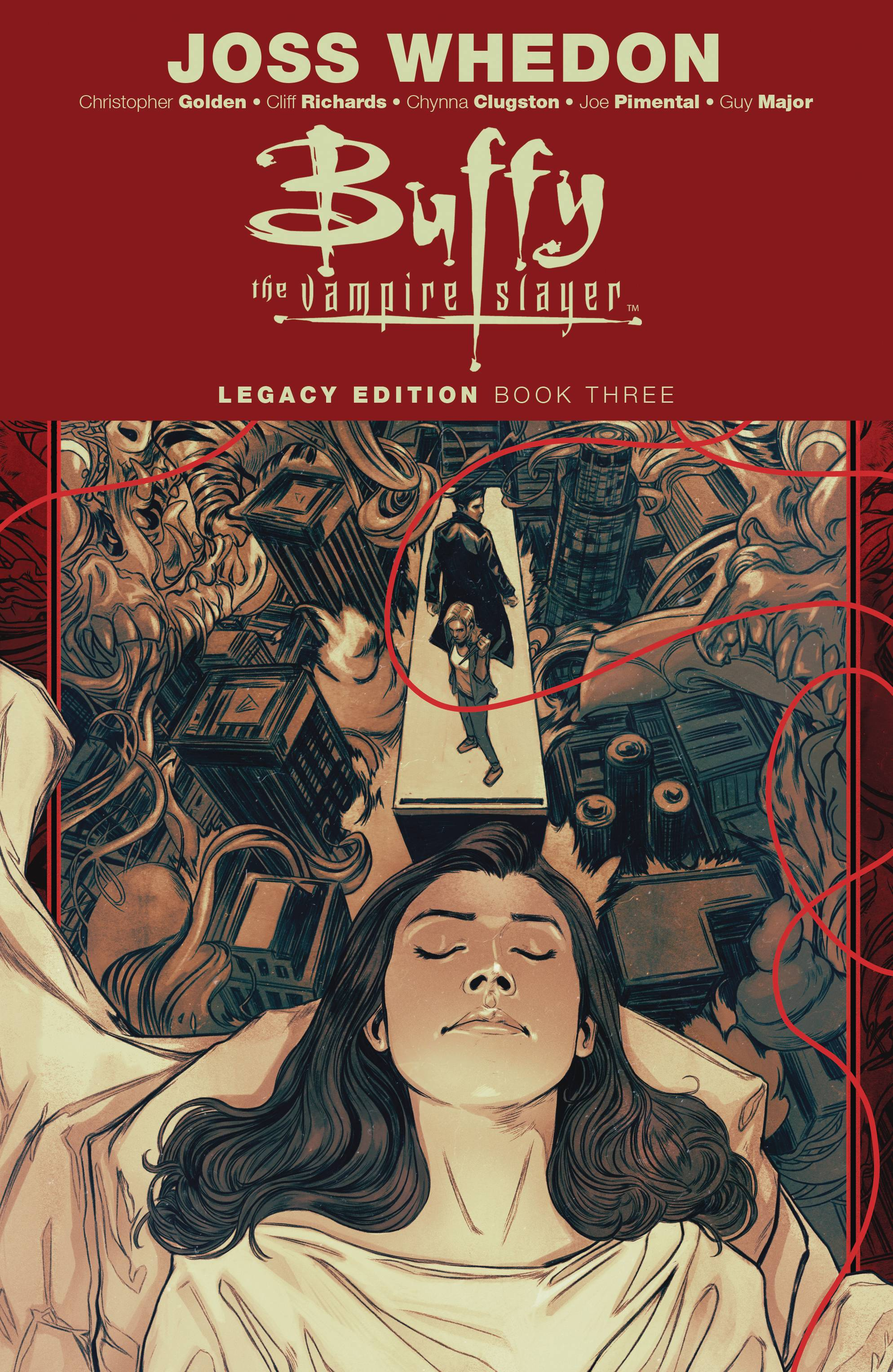 BUFFY VAMPIRE SLAYER LEGACY EDITION TP 03